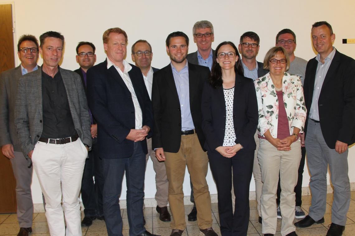 CVP Linth geht mit starkem Team in die Kantonsratswahlen (Donnerstag, 22.10.2015)